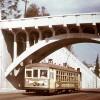 Trolley, circa 1940's