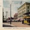 Trolley, circa 1900